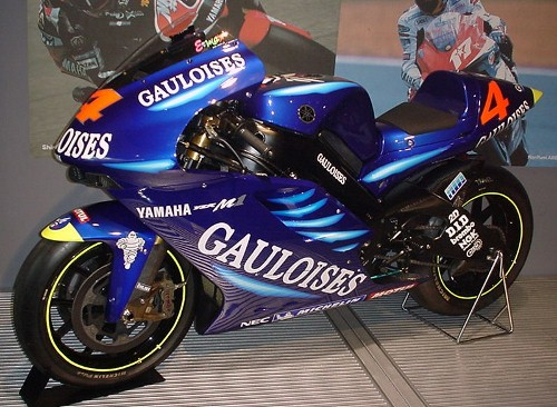 2003 YZR-M1(OWN3)#4 アレックス・バロス Alex Barros | 80's バイク - 楽天ブログ