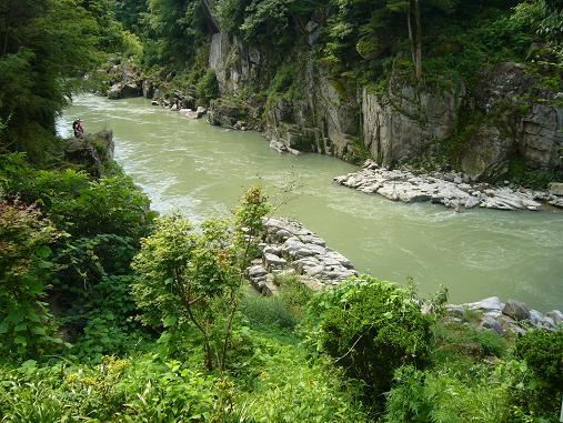 天竜川ライン下り2