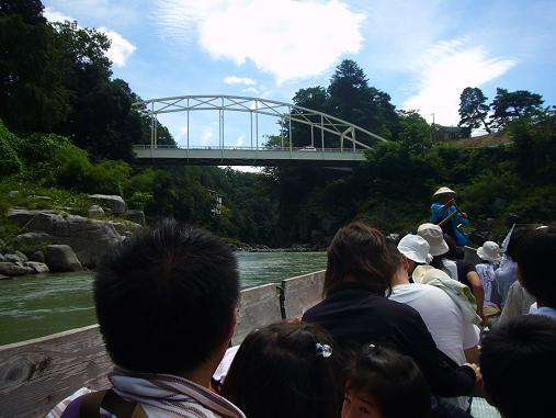 天竜川ライン下り5
