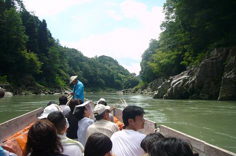 天竜川ライン下り9