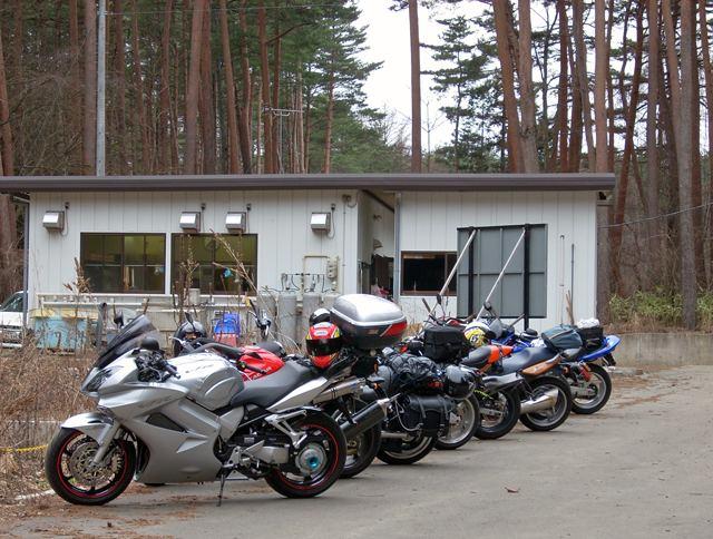 麺'ズ 冨士山&バイクs