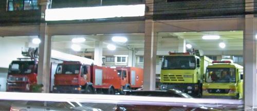 バンコクの消防署