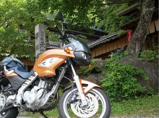 20070805御坂峠withF650CS
