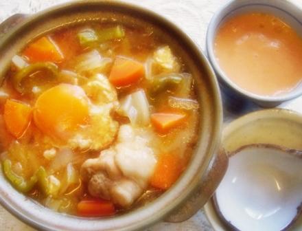 ミネストローネ鍋