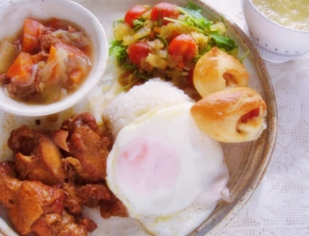 フィリピン料理ブランチ