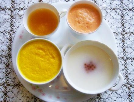 胃腸炎時のご飯1