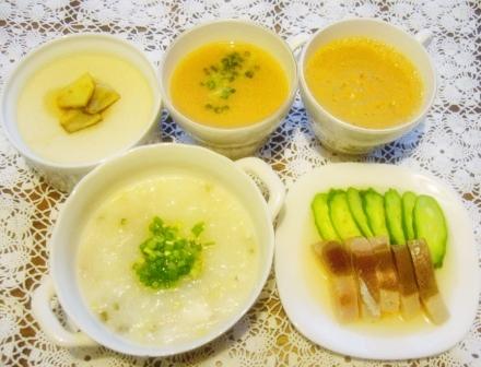 胃腸炎時のご飯3