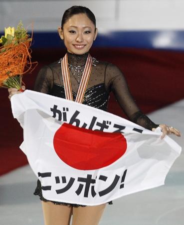 2011世界選手権優勝