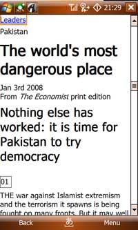 The Economist Full article