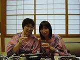 母と香ちゃん