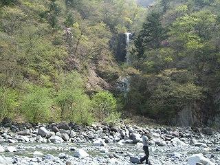 鬼怒川 蛇王の滝