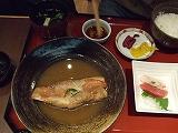「京百菜」の魚のおばんざい