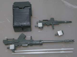 陸戦型ガンダム(武器)