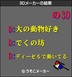 3Dメーカー2