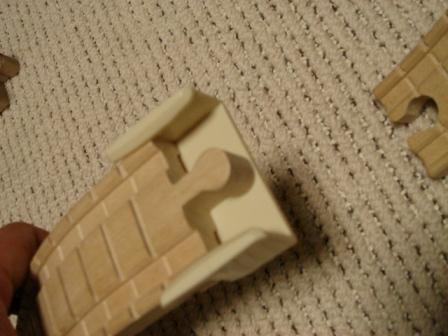 きかんしゃトーマス木製レールシリーズクリップ