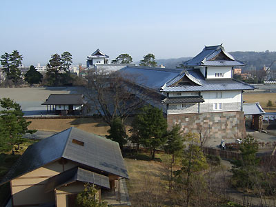 金沢04-金沢城跡