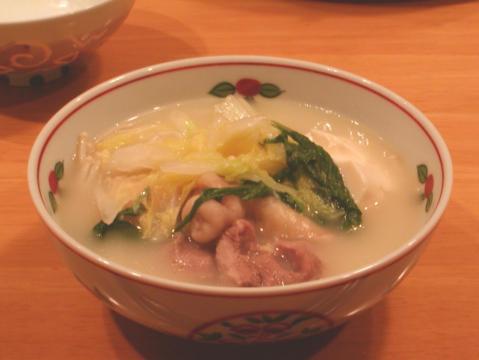 コラーゲン鍋の素4
