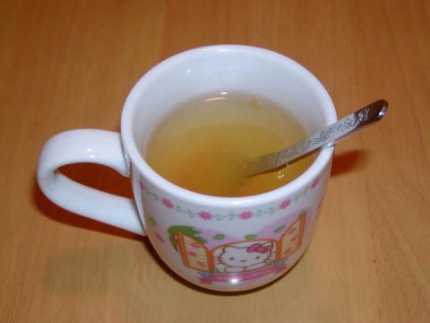 清木場さんちの金柑茶