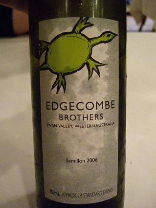 EDGE COMBE