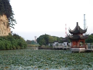 三渓園上海