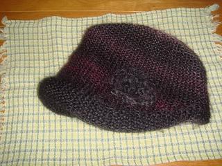 2009.12 クリスマスプレゼントニット帽子