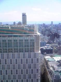 ホテル日航大阪26階その1