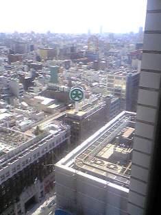 ホテル日航大阪26階その3