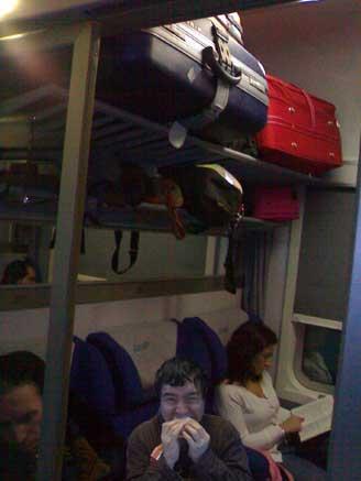 電車のなか