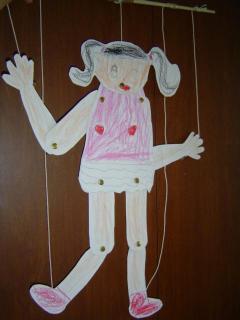 長女の操り人形