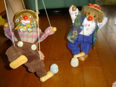 操り人形1