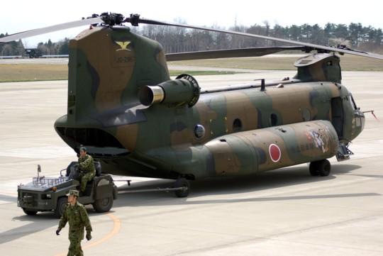 CH-47JA(07相馬原)その1