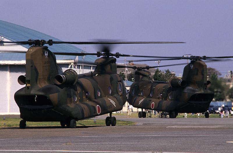 CH-47J(98木更津)その12