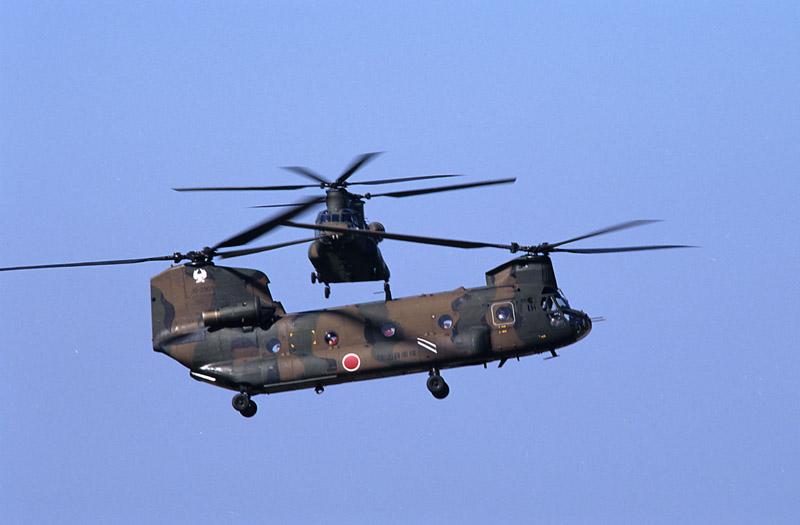 CH-47J(98木更津)その13