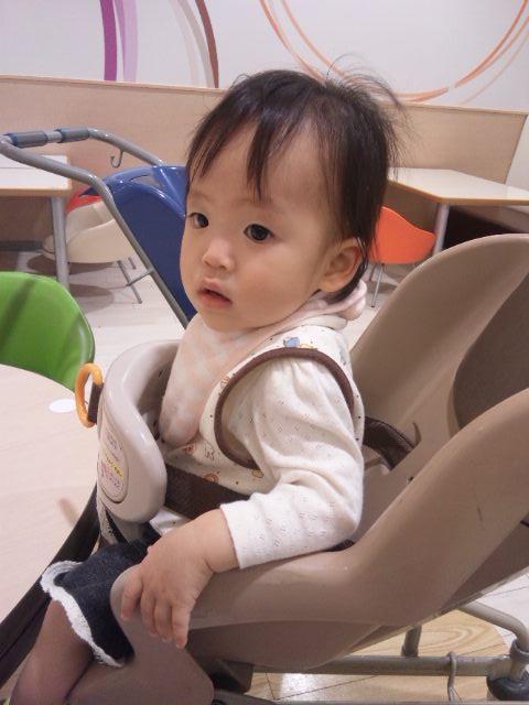 1歳1ヵ月児