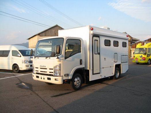 公共応急作業車1