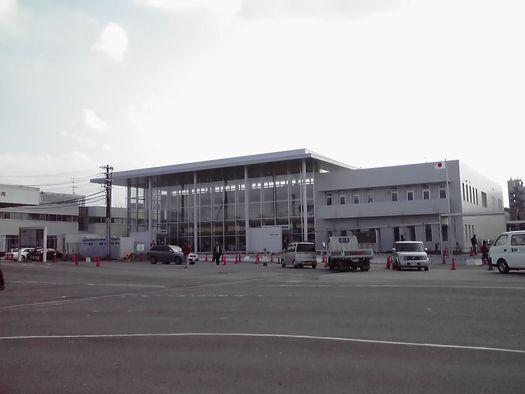 大阪運輸支局 新庁舎