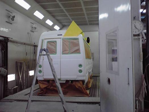 徳島工場 バス