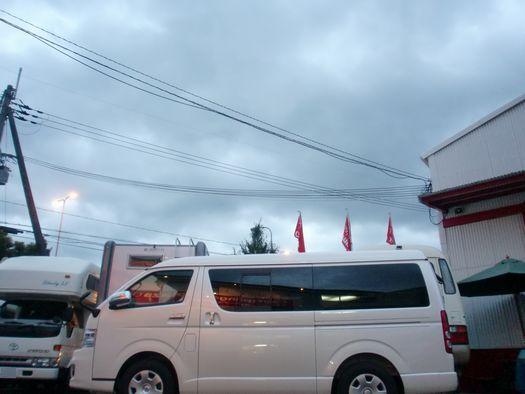 キャンピングカープラザ大阪20110901