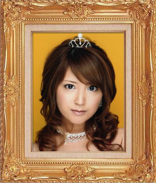真里姫の肖像