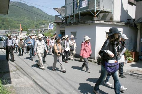 2011-05-15, まちミューフットパス!身延町をまちぶらり! 01.jpg