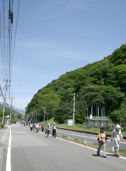 2011-05-15, まちミューフットパス!身延町をまちぶらり! 05.jpg