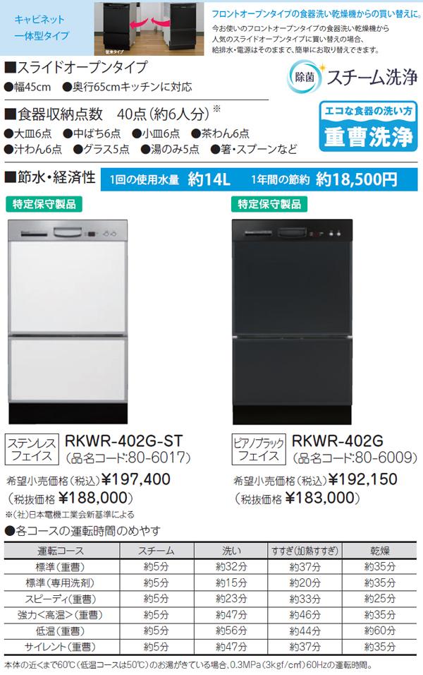 RKWR-402G