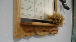 カレンダーフレーム テーブル
