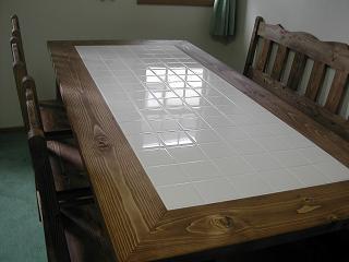 ダイニングテーブル ウォルナット 3