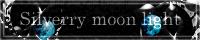 Silverry moon light