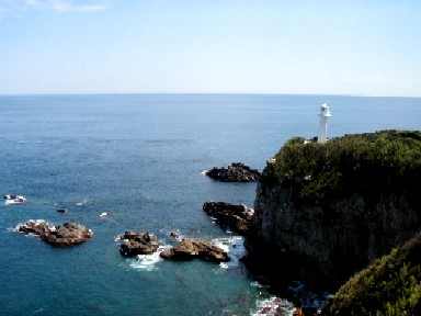 0730足摺岬灯台
