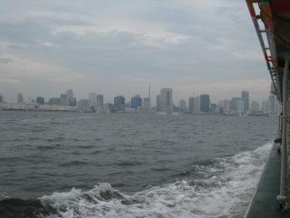 水上バス2008