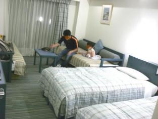 ベッドが4つあります