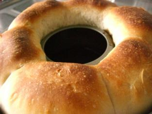 黒糖くるみパン