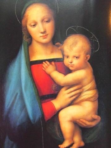 マドンナの画家(ラファエロ・サンティ) | わたしのこだわりブログ(仮 ...
